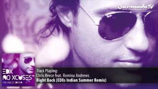Chris Reece feat. Romina Andrews - Right Back (EDXs Indian Summer Remix)