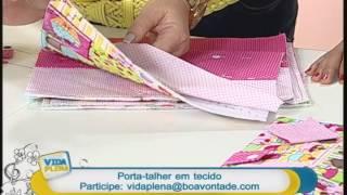 Artesanato – Porta-talher