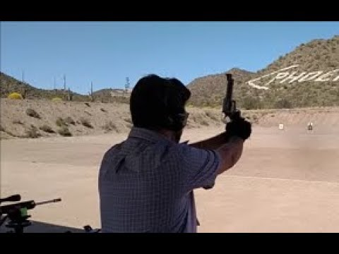 Shooting The Magnum Research Bfr In 500 Jrh Youtube
