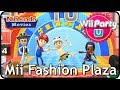 Wii Party U - Mii Fashion Plaza Mario/Ninja/Pirate/Caveman outfits (Master Difficulty)