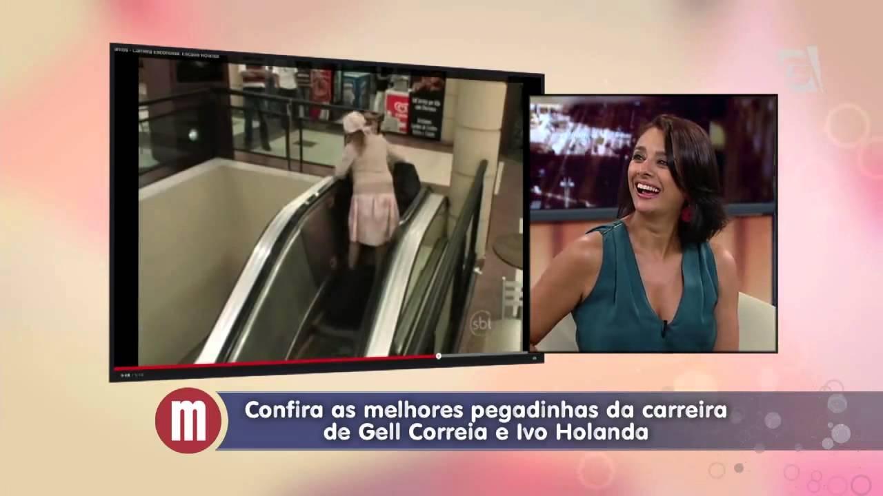 Mulheres - Entrevista com Gell Correia e Ivo Holanda (28/07/15)