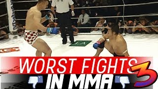 Download The Worst Fights In MMA 3 Mp3 and Videos