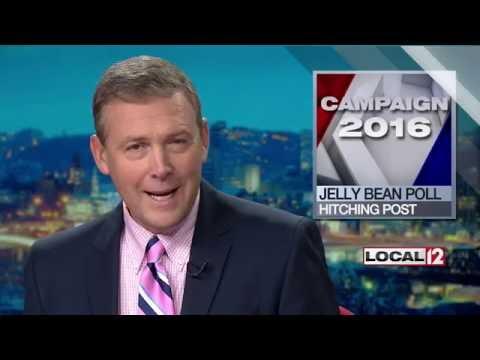 Jelly Bean Presidential Poll