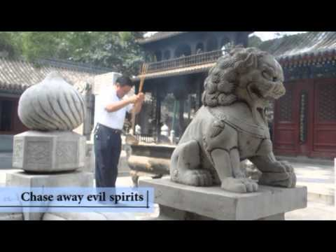 Discover Chinese temples