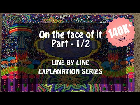 On The Face Of It Part - 1/2 (Line By Line) In Hindi By Susan Hill, English Class 12 Vistas