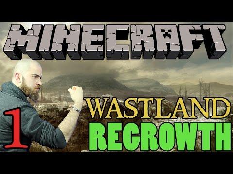 WASTLAND! REGROWTHCRAFT E1