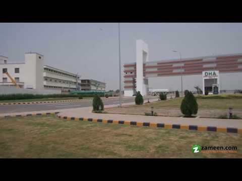 10 MARLA PLOT FILE ON INSTALLMENTS IN DHA DEFENCE MULTAN