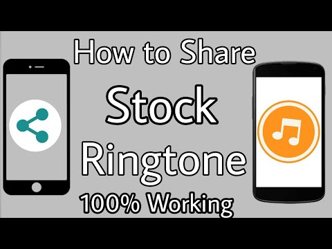 How to share your android device ringtone with other device||very easy & very simple