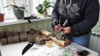 Ножи Седова А.А. (Ворсменский завод кованных ножей) или не оправданные надежды