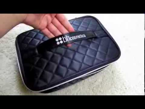Quick Review On The Bhcosmetics Makeup Bag