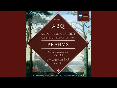 String Quintet No. 2 in G Major, Op.111: I. Allegro non troppo, ma con brio