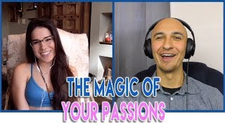 Finding Your Purpose in Life and Passion by Bianca Scalise and Luis Angel | War of Art Book