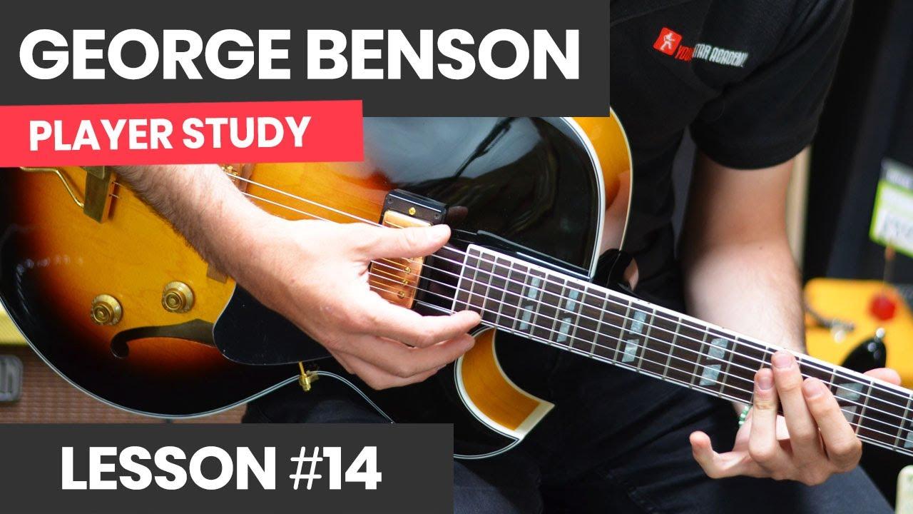 George Benson Style Jazz Chords Part 3 Rhythm Guitar Lesson