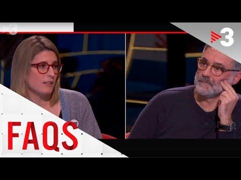 FAQS - Elsa Artadi i Carles Riera, cara a cara