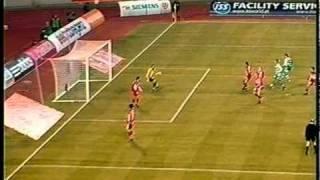 SK Rapid-SV Mattersburg 2-0 Mario Bazina