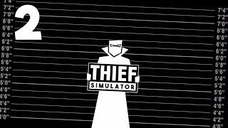 THE HOUSE HAS A CAR ALARM - Thief Simulator Gameplay #2