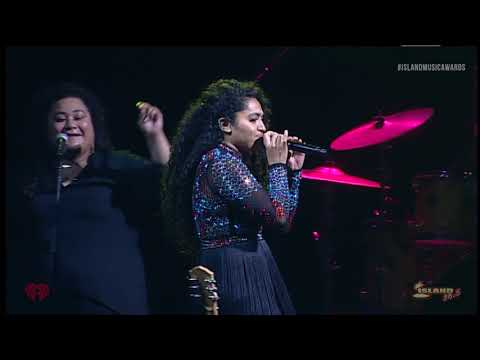 Island Music Awards - Analea Brown performs Turn Up
