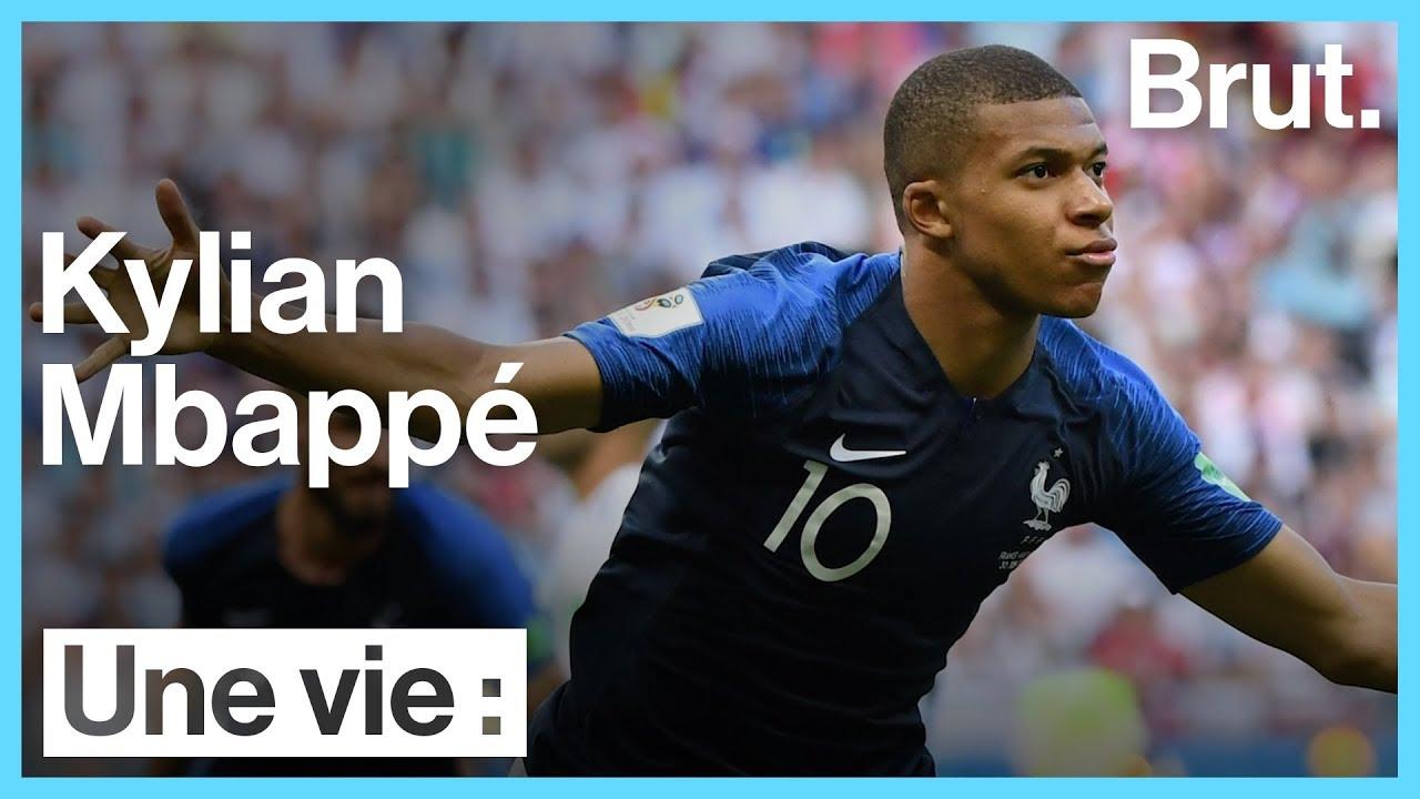 Une vie : Kylian Mbappé