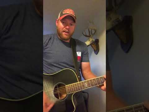 I Got Away With You - Luke Combs (cover)
