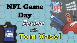 NFL Game Day Review - with Tom Vasel