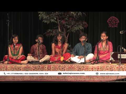 Raag Durga   Suresh Wadkar's Ajivasan Music Academy USA Annual Recital 2011