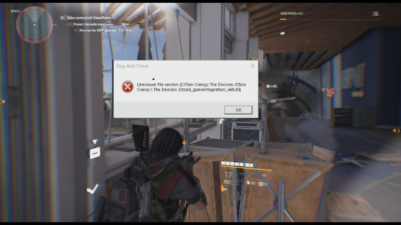 The Division 2 crashing problem THE DIVISION 2 IS BROKEN IM MAD AND  DEPRESSED