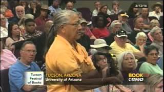 Native American Disagrees With Aztlan
