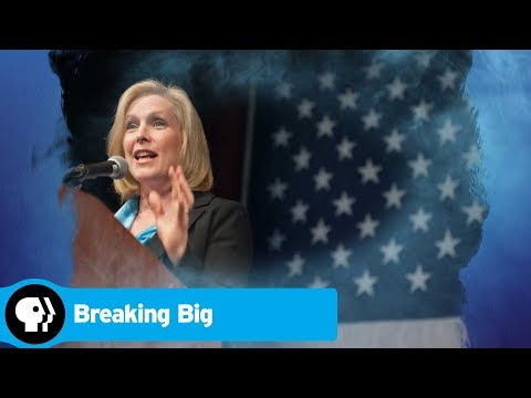 Kirsten Gillibrand Faces Rejection | BREAKING BIG | PBS