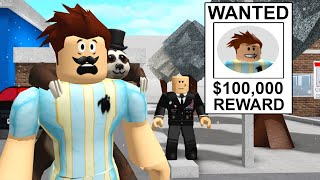 Criminal Looked JUST LIKE ME.. I Had To Disguise! (Roblox)