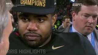 Ezekiel Elliott National Championship Highlights | HD