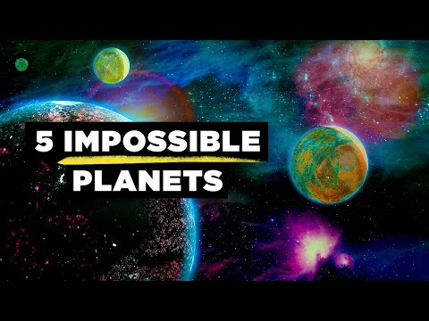 "Thumbnail: 5 ""Impossible"" Things That Can Happen On Other Planets"