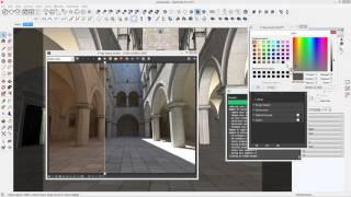 Баланс білого в V-Ray і 3.4 для SketchUp