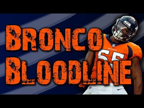 Bradley Chubb dominates blockers like a young Khalil Mack