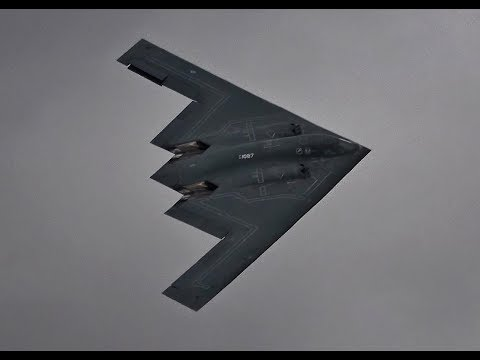 B-2 Spirit Stealth Bomber Royal International Air Tattoo 2017
