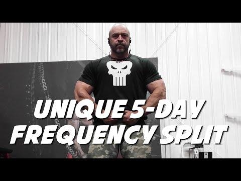 A UNIQUE 5-Day Workout Split You've NEVER SEEN