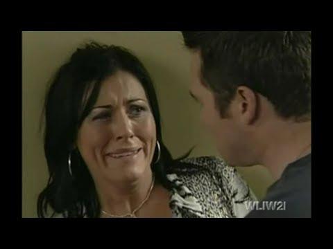 EastEnders - Kat Slater Vs. Trevor Morgan (6th June 2002)