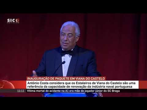 António Costa | Estaleiros Viana do Castelo