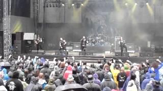 Ex Deo - The Tiberius Cliff (Exile to Capri), Metalfest Open Air 2013