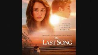 I Hope You Find It - Miley Cyrus ft Chipmunks)  - The Last Song Official Soundtrack