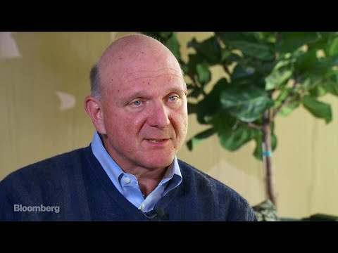 Steve Ballmer Expresses His Admiration for Amazon