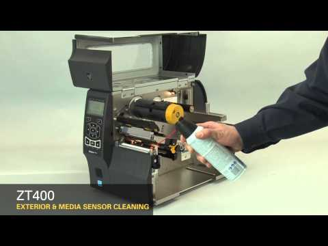 Zebra ZT410 Thermal Printer | General Data