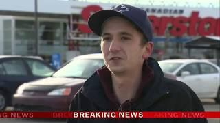 CTV Calgary: Racist Tirade Caught on Camera