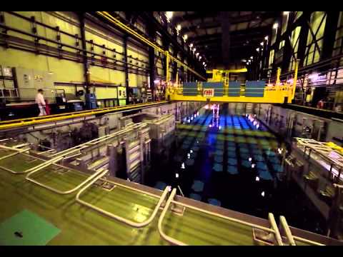 """Nuclear waste, from documentary """"Pandora"""