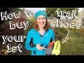 How to choose your FIRST trail running shoe - 3 easy steps