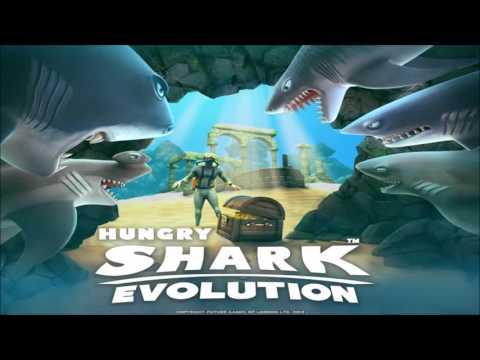 Hungry Shark Evolution Gold Rush Theme HQ OST