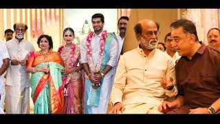 GRAND WEDDING Video: Huge List of Celebrities at Soundarya Marriage Function | Rajini