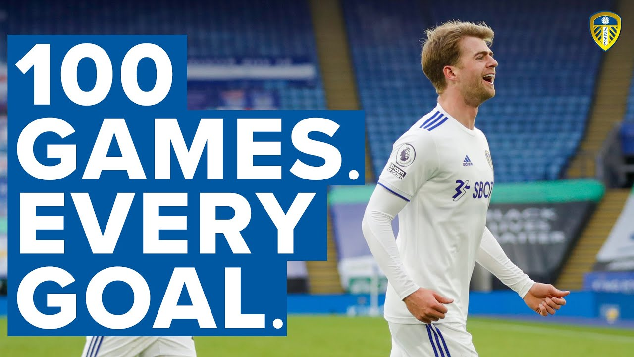 Download Patrick Bamford: EVERY Leeds United goal from his first 100 games
