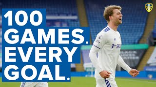 Patrick Bamford: EVERY Leeds United goal from his first 100 games