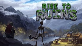 RISE TO RUINS [01] 🏰 Mit Volldampf in den Untergang!  - Lets Play [GER/DEU]