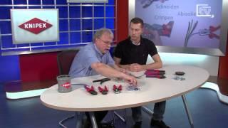 WERKZEUG TV #30 Abisolieren - Knipex(Produkte der Marke online kaufen: https://shop.werkzeugweber.de/shop.php?cat=38487737636 WERKZEUG TV mit Knipex-Werk, C. Gustav Putsch KG Playlist ..., 2015-03-26T18:42:00.000Z)